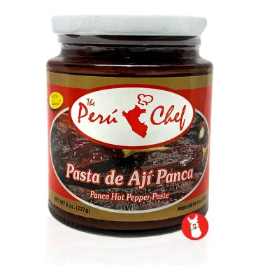 Peru Chef Panca Hot Pepper Paste 8 oz