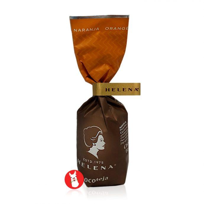 Orange Chocoteja