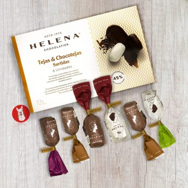 Tejas & Chocotejas Assorted Box