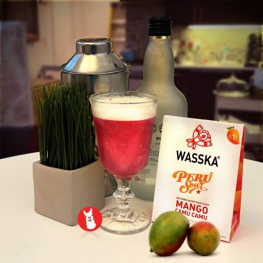Wasska Mango in home