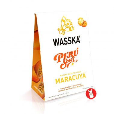 Wasska Maracuya package