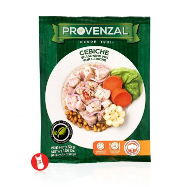 Provenzal Ceviche Seasoning Mix