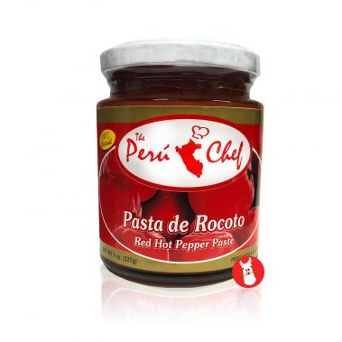 PeruChef Rocoto Paste