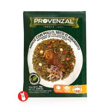 Provenzal Arroz con Pollo Seasoning Mix
