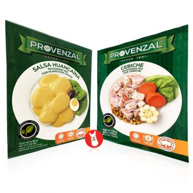 Provenzal Cebiche and Huancaina Seasoning Mix Combo