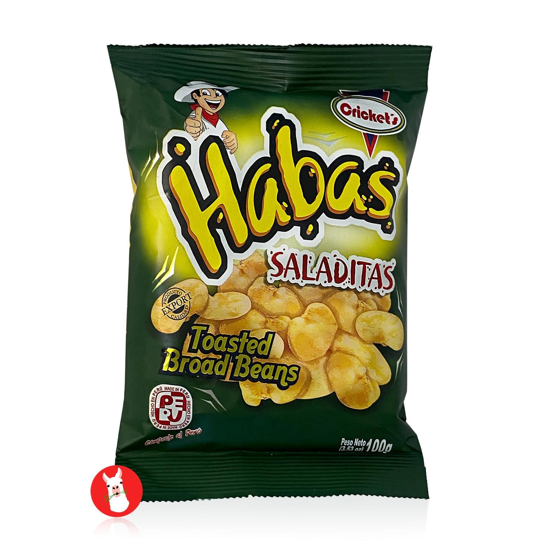 Cricket's Habas Saladitas