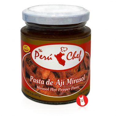 PeruChef Pasta de Aji Mirasol 8 oz