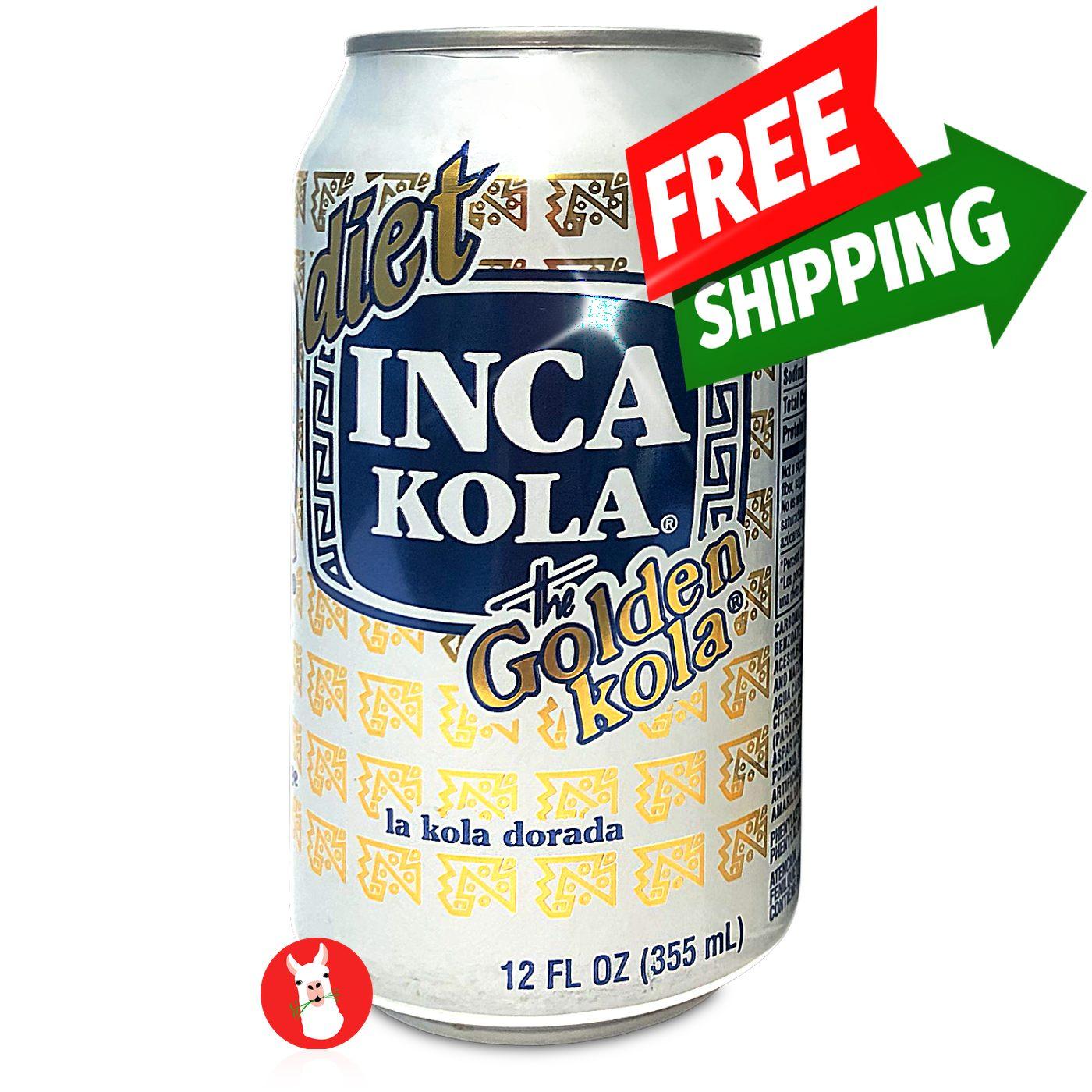 Inca Kola diet Soda