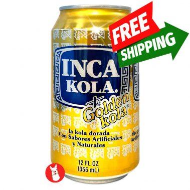 Inca Kola Regular Soda Pack