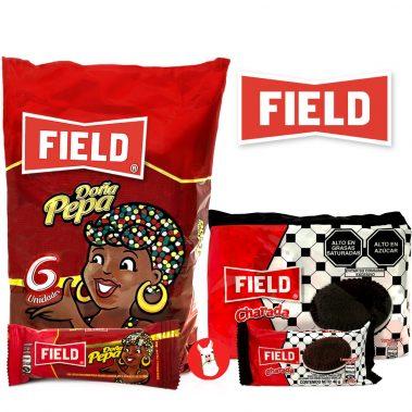 Field Dona Pepa & Charada Cookies Combo