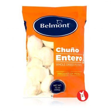 Belmont Chuno Blanco Entero