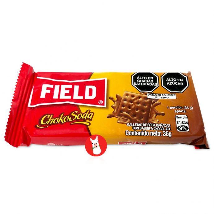 Field Chokosoda Cookies 1 unit