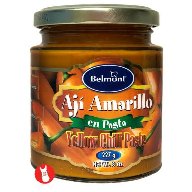 Belmont Pasta Aji Amarillo 8 oz