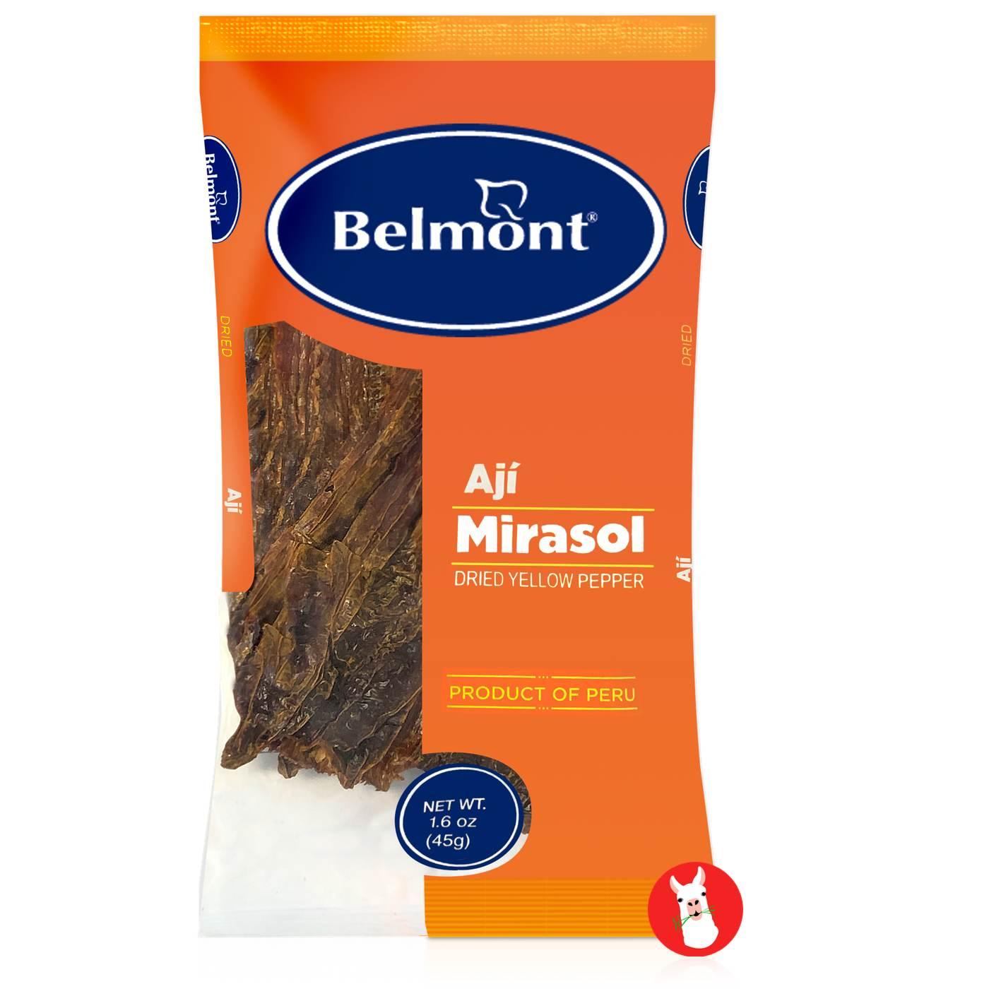 Belmont Aji Mirasol Seco