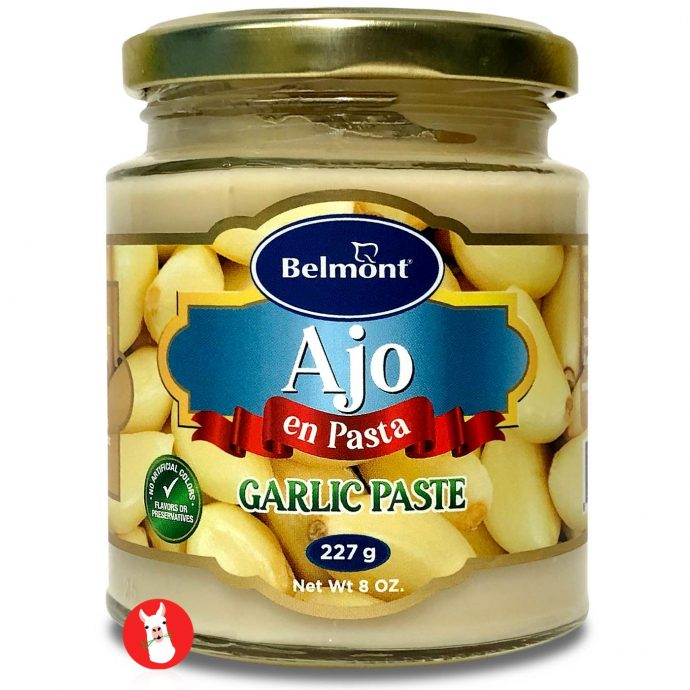 Belmont Pasta de Ajo