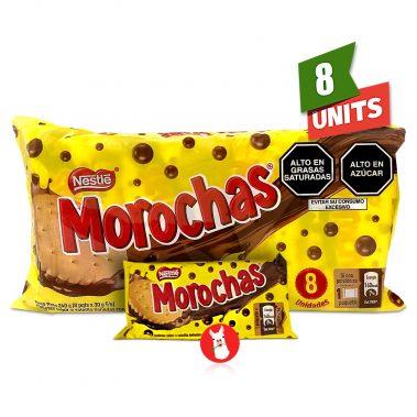 Nestle Morochas Chocolate Cookies 30 gr 8 units