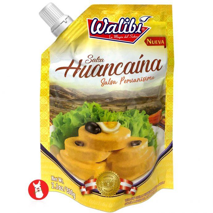 Walibi Huancaina Sauce