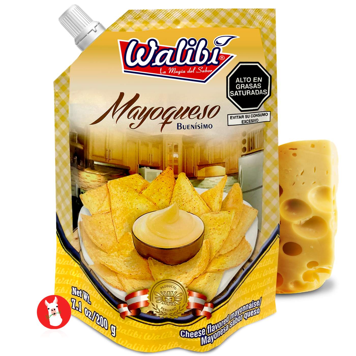 Walibi Mayoqueso Sauce