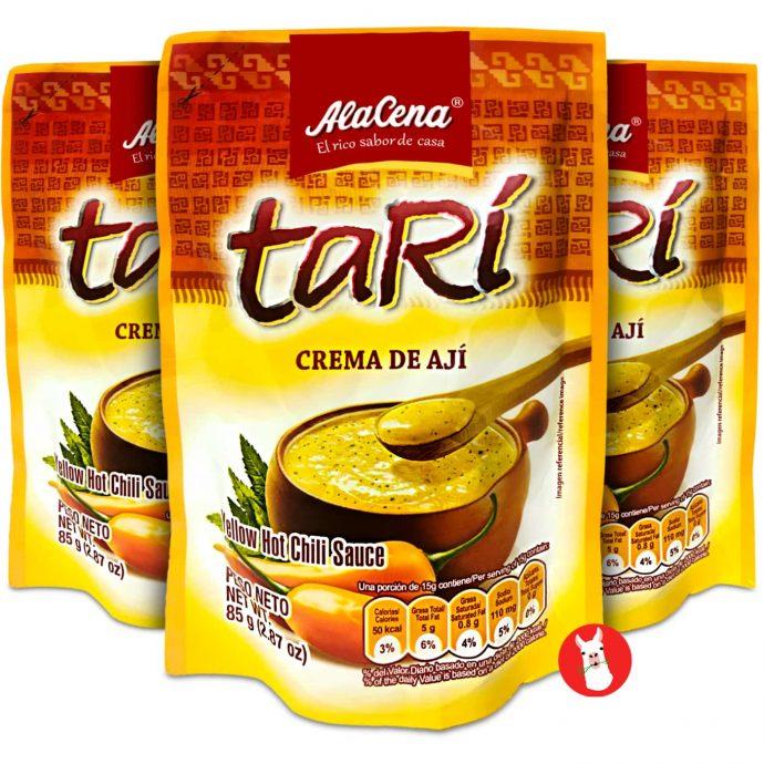 Alacena Mini Crema de Aji Tari 3 Pack