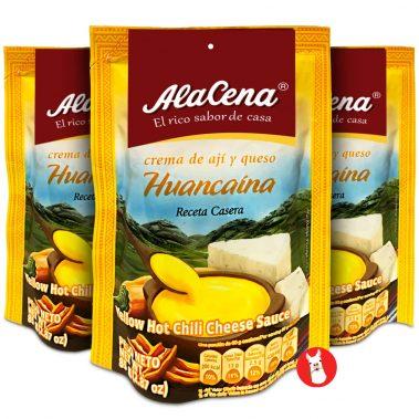 Alacena Mini Salsa Huancaina 3 Pack