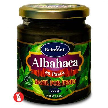 Belmont Pasta de Albahaca