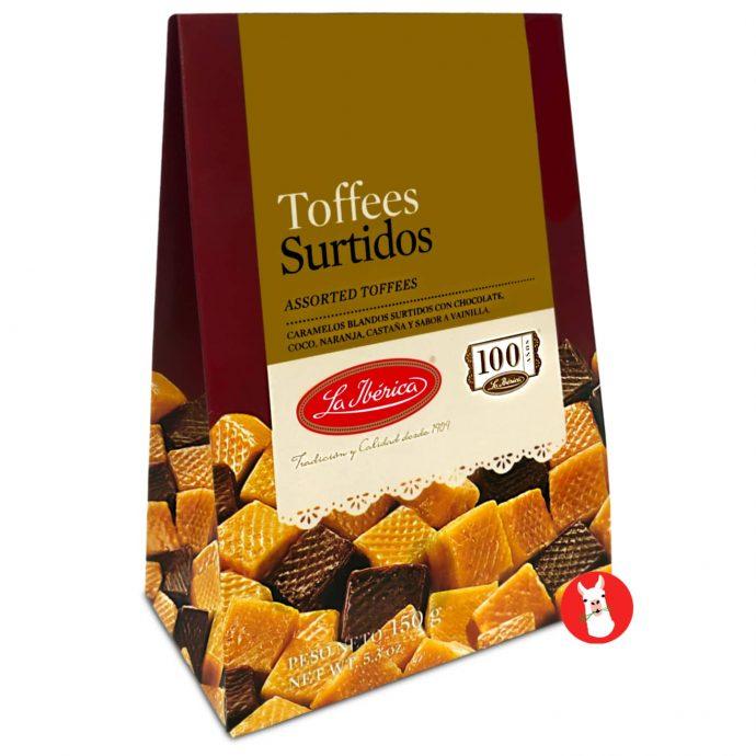 La Iberica Peruvian Assorted Toffees