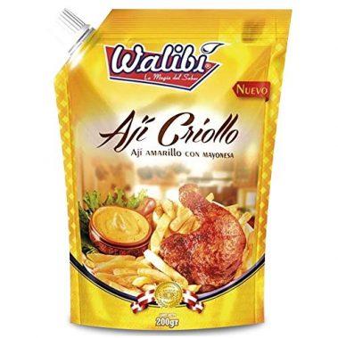Walibi Aji Criollo Sauce 200 gr